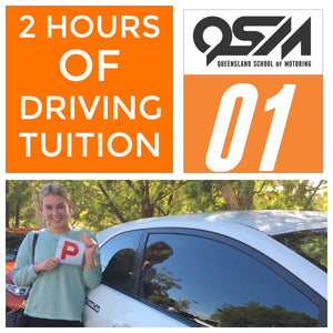 Driving lessons in auto or manual with QSM driving school