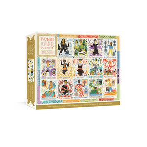 Women in Art 500 Piece Jigsaw Puzzle