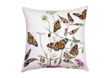 Load image into Gallery viewer, Monarchs Pillow