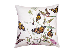 Monarchs Pillow