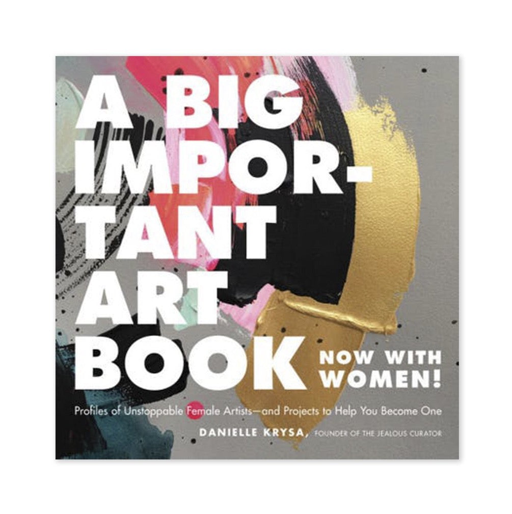 A Big Important Art Book (Now With WOMEN!)