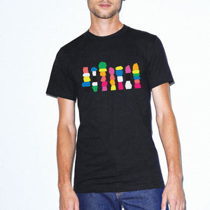 Seven Magic Mountains T-Shirt Adult Unisex