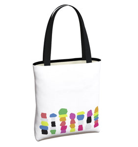 Seven Magic Mountains Tote Bag