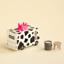 Load image into Gallery viewer, MOO Milk Van