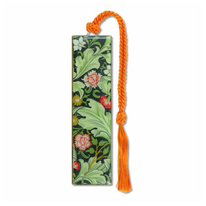 William Morris Leicester Metal Bookmark
