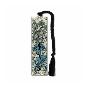William Morris Orchard Metal Bookmark