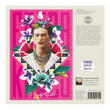 Load image into Gallery viewer, Frida Kahlo 1000 piece jigsaw puzzle