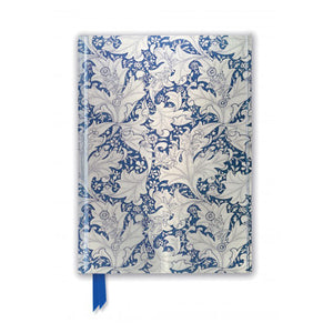William Morris: Wallflower Foiled Journal