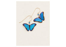 Load image into Gallery viewer, Bella Butterfly Earrings