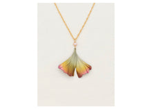 Load image into Gallery viewer, Ginkgo Pendant Necklace