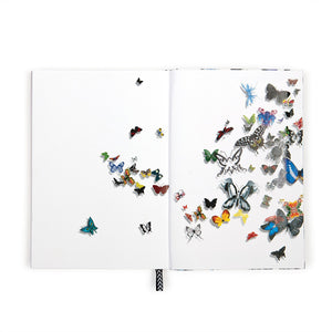 Christian Lacroix Heritage Collection Butterfly Parade Notebook