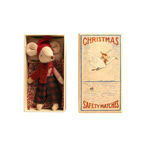 Christmas Mouse in a Box Big Brother