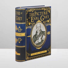 Load image into Gallery viewer, The Picture of Earl Grey Book-shaped Tea Tin
