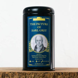 The Picture of Earl Grey Loose Tea Tin
