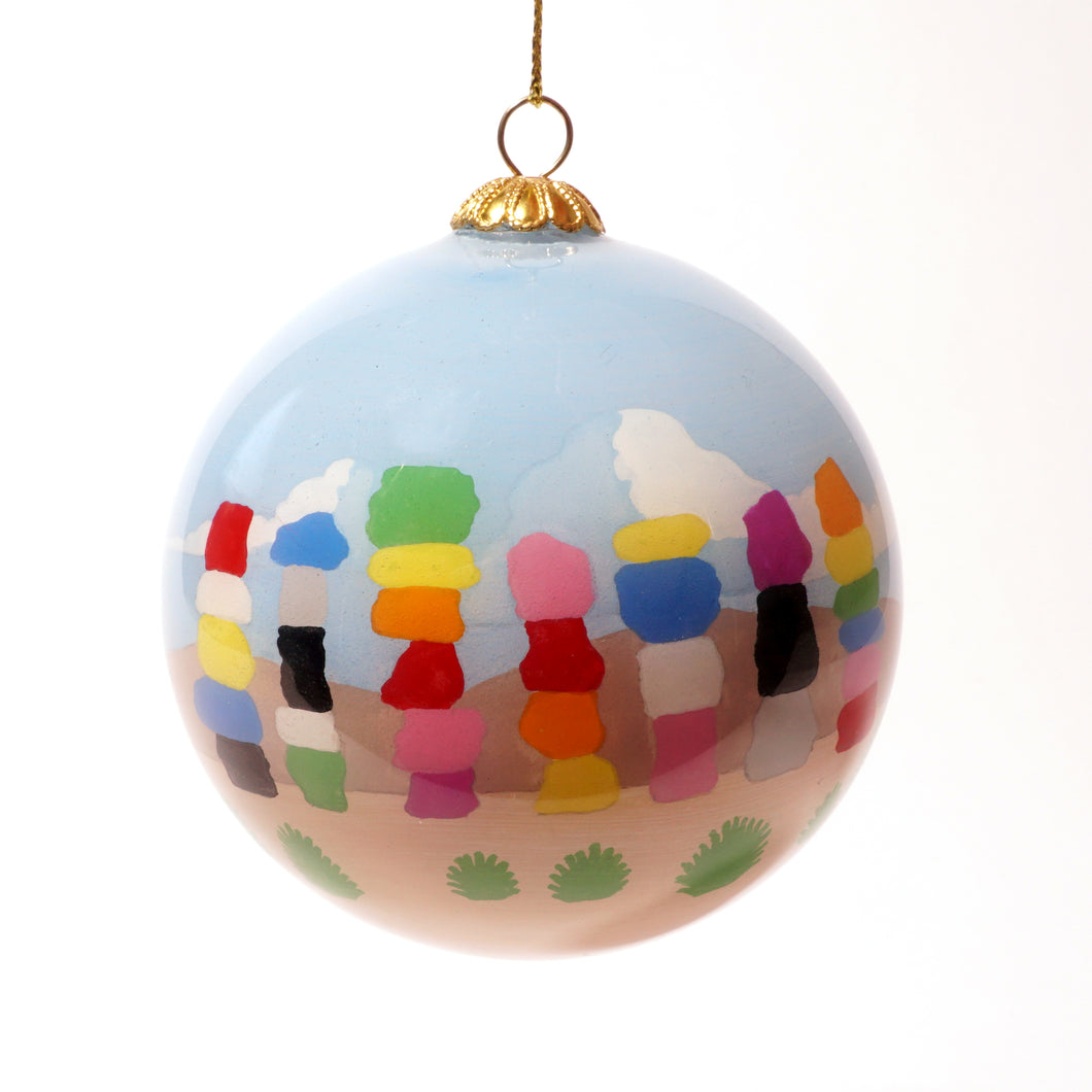 Limited Edition Seven Magic Mountains Ornament