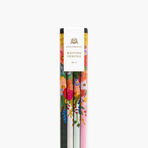 Garden Party Writing Pencil Set
