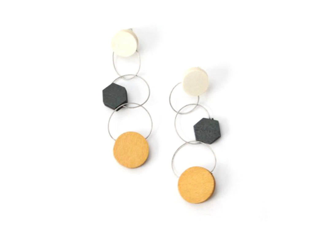 Abrielle Earrings