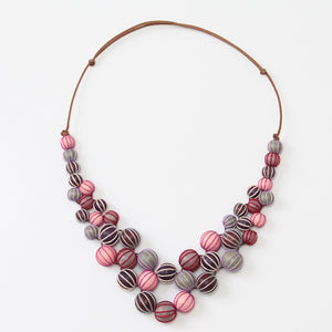 Beaded Olivia Necklace (3 Colors)
