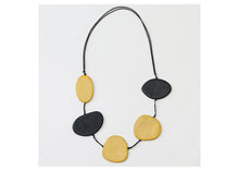 Load image into Gallery viewer, Mustard Avary Statement Necklace