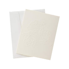 Load image into Gallery viewer, William Morris Embossed Boxed Notecards