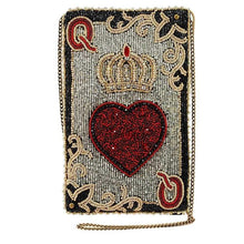 Load image into Gallery viewer, Queen of Hearts Bag