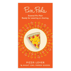 Pizza Lover Enamel Pin