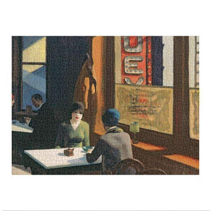 Edward Hopper 1000-Piece Jigsaw Puzzle