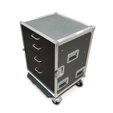 Load image into Gallery viewer, Livesound - PD4 - 4 Drawer Production Case With Wheels