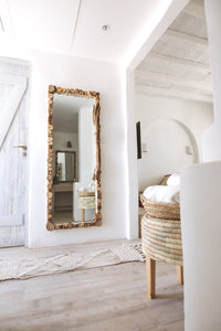 Long Timber Mirror