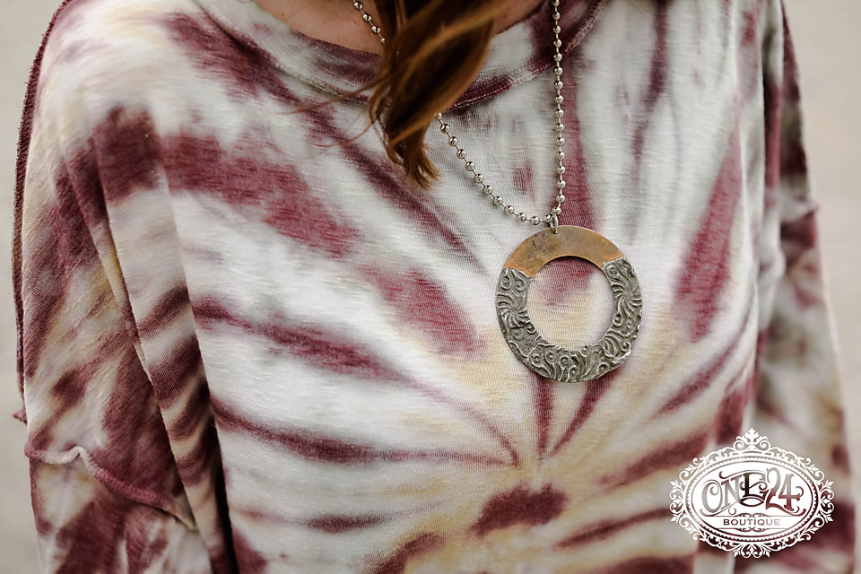 Ring-A-Ling Necklace
