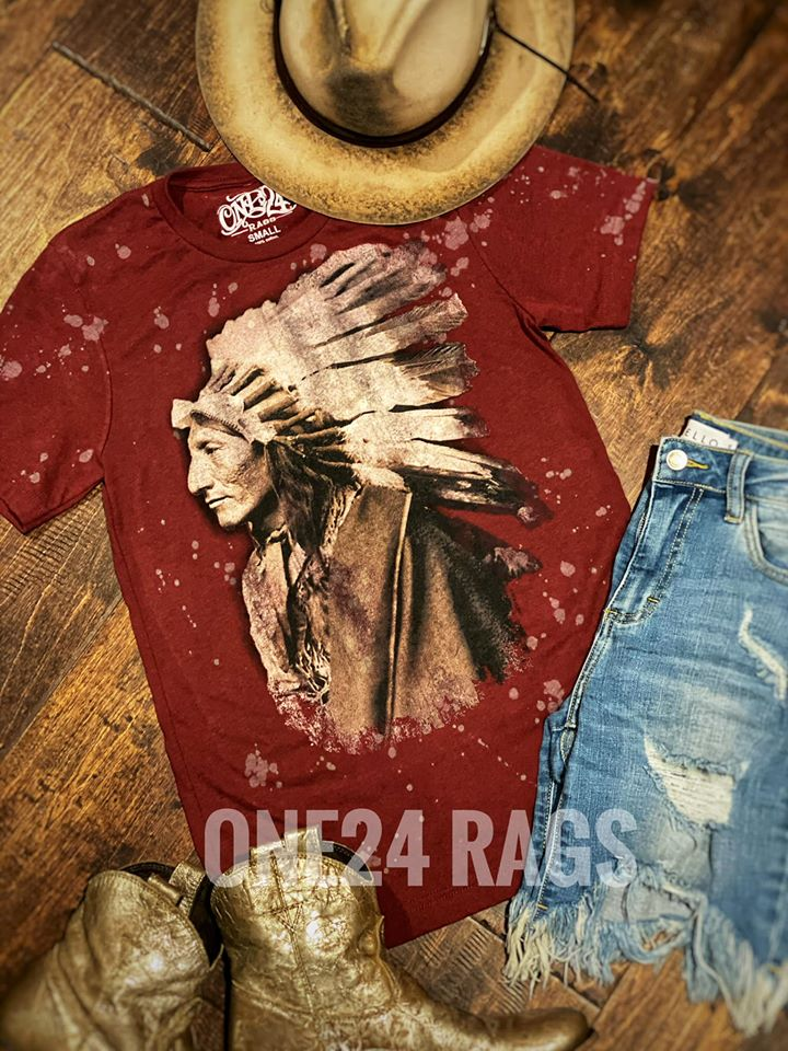 Bleached Chief Tee