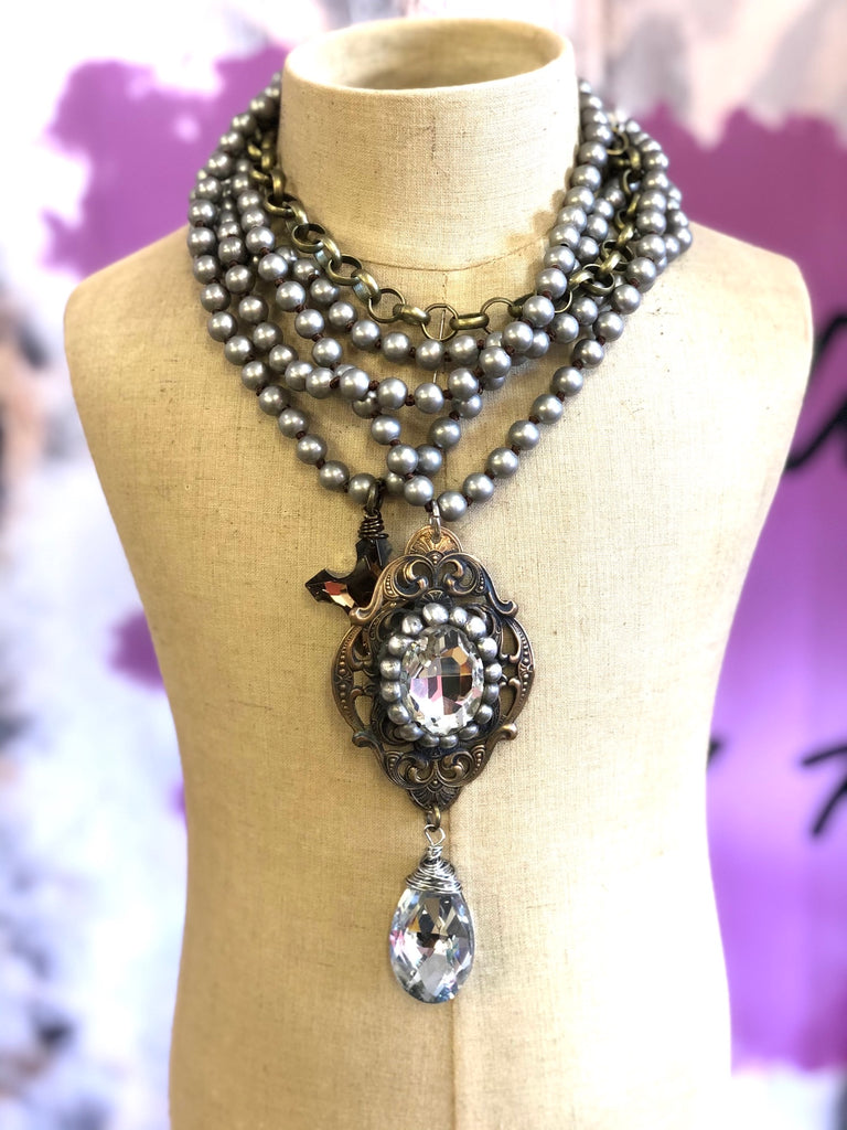 Lady Marmalade Necklace