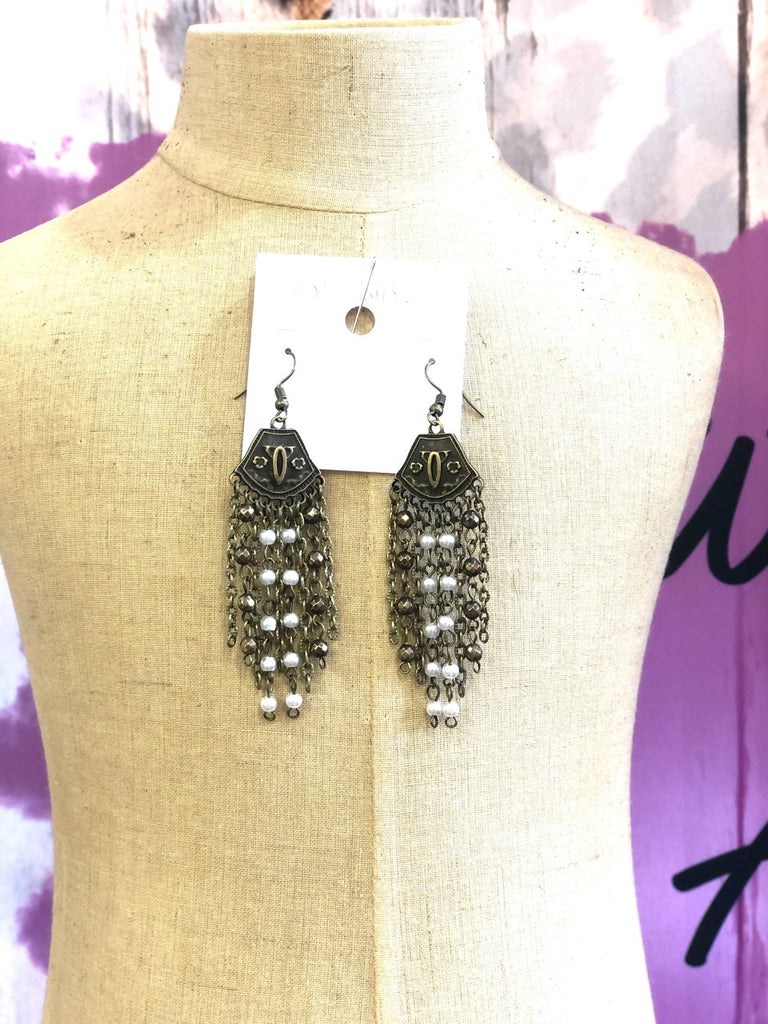 Dangling Details Earrings