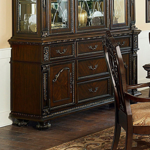 Homelegance Catalonia Buffet in Cherry 1824-55