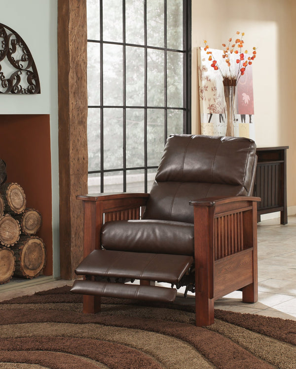 Santa Fe Signature Design by Ashley Recliner image