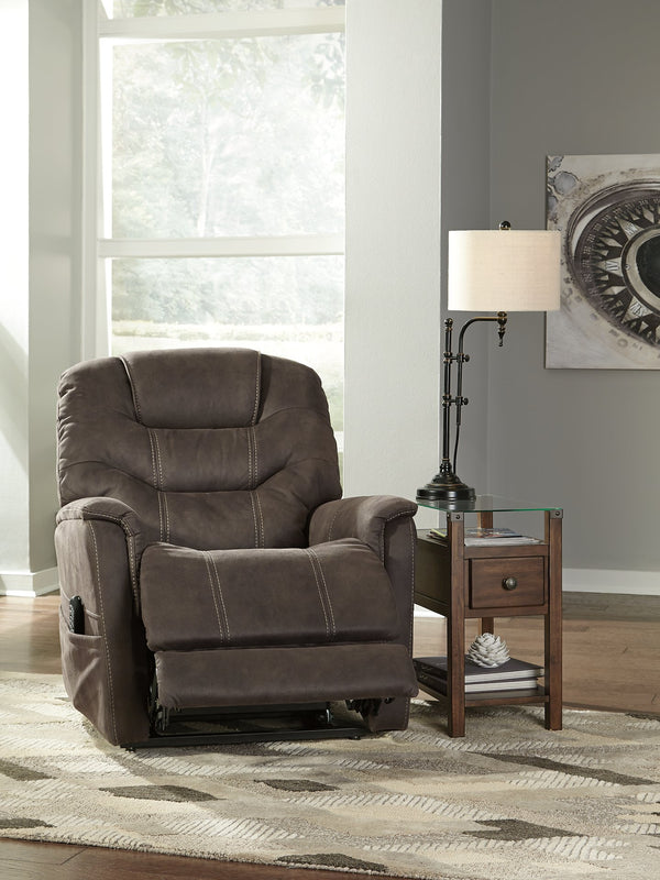 Ballister Signature Design by Ashley Recliner image