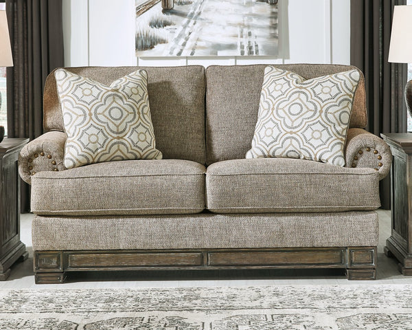 Einsgrove Signature Design by Ashley Loveseat