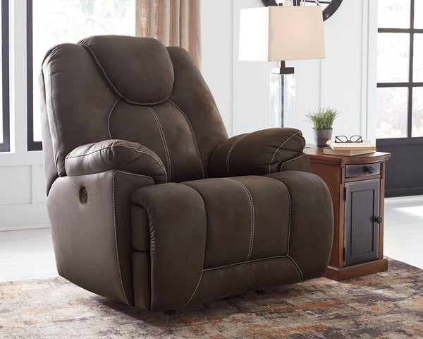 Warrior Fortress Signature Design by Ashley Power Rocker Recliner image