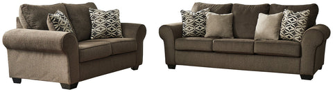 Nesso Sofa and Loveseat Package