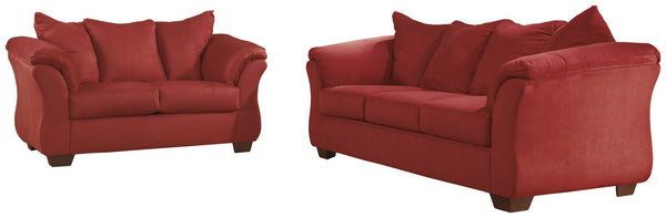 Darcy Signature Design 2-Piece Living Room Set image