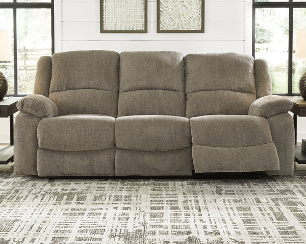 Draycoll Signature Design by Ashley Reclining Sofa image