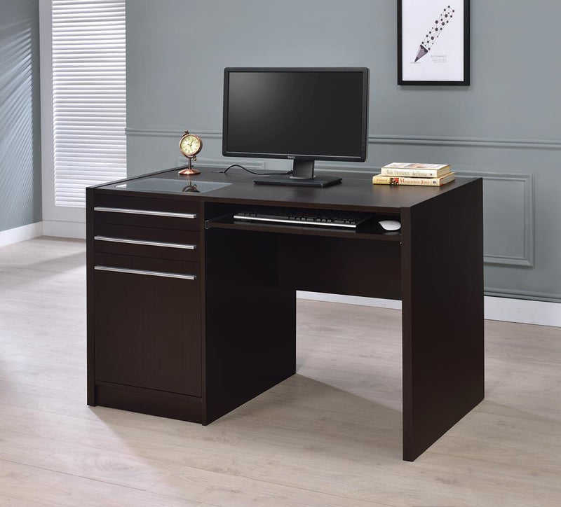 Contemporary Connect-It Computer Desk