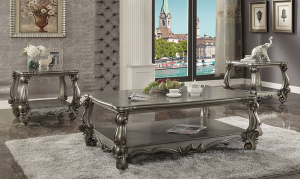 Versailles Antique Platinum Coffee Table image