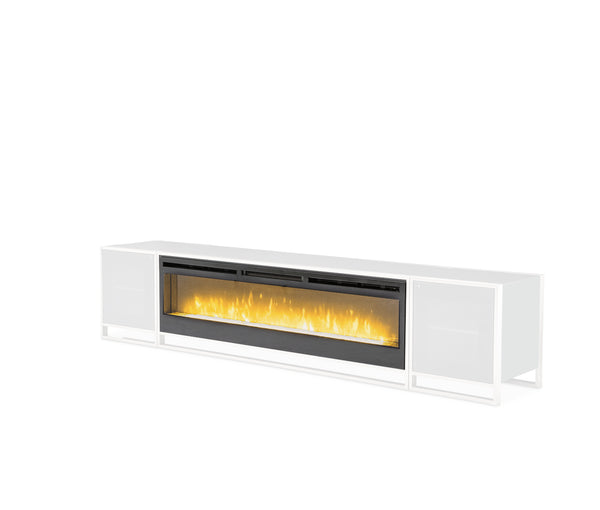 AICO Metro Lights Fireplace Insert in Midnight AFB74 image