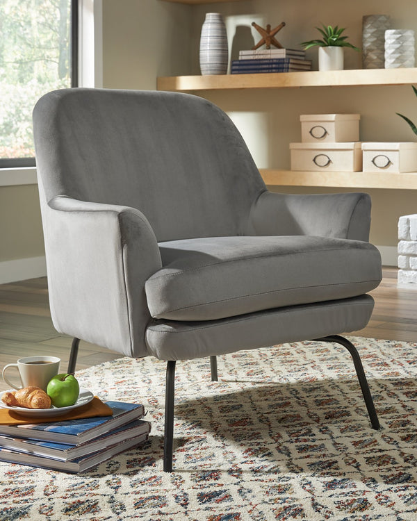 Dericka Signature Design by Ashley Accent Chair image