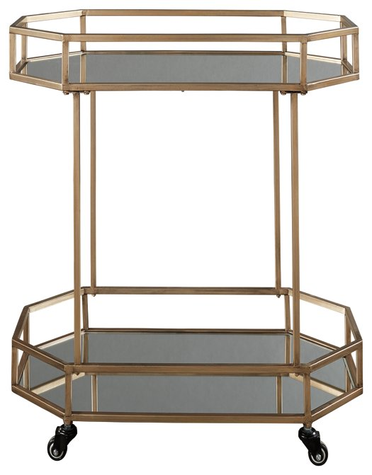 Daymont Signature Design by Ashley Bar Cart image