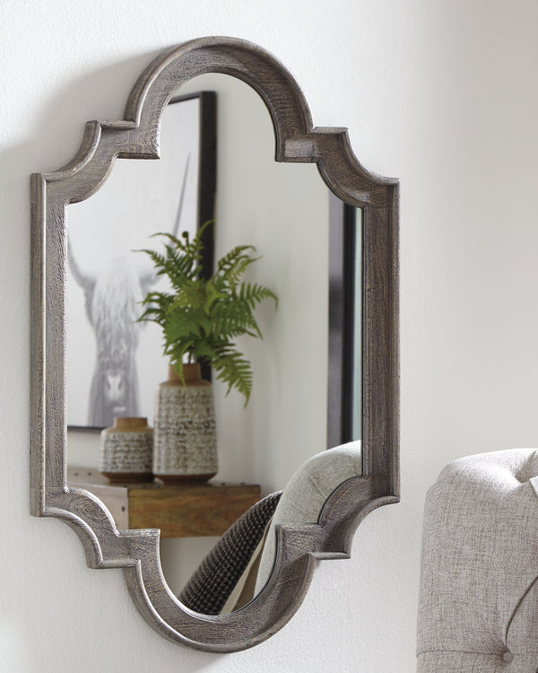 Williamette Signature Design by Ashley Mirror image