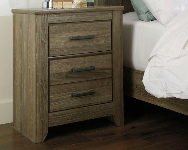 Zelen Signature Design by Ashley Nightstand image