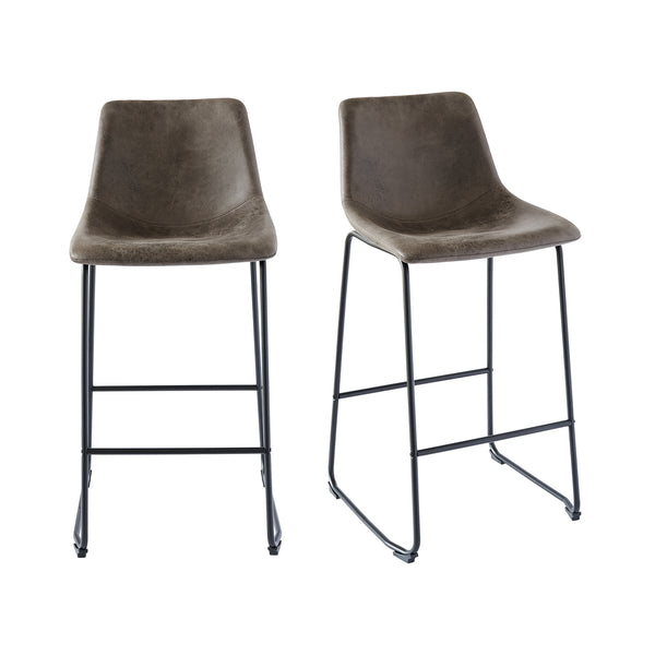 Wes Bar Stool Set of 2