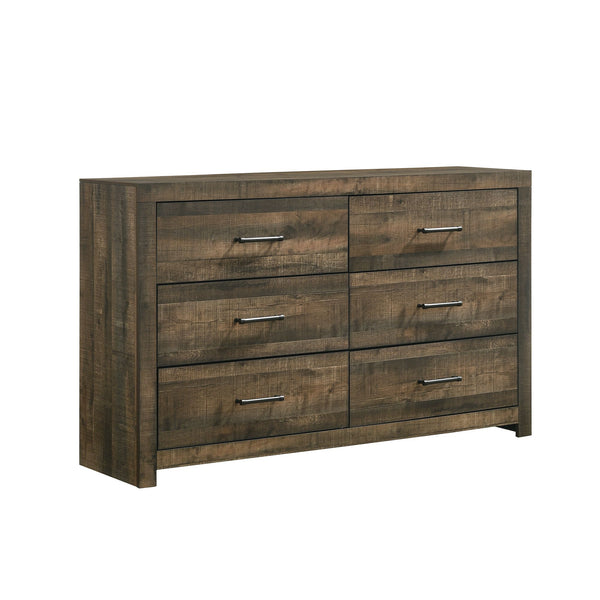 Bailey 6-Drawer Dresser